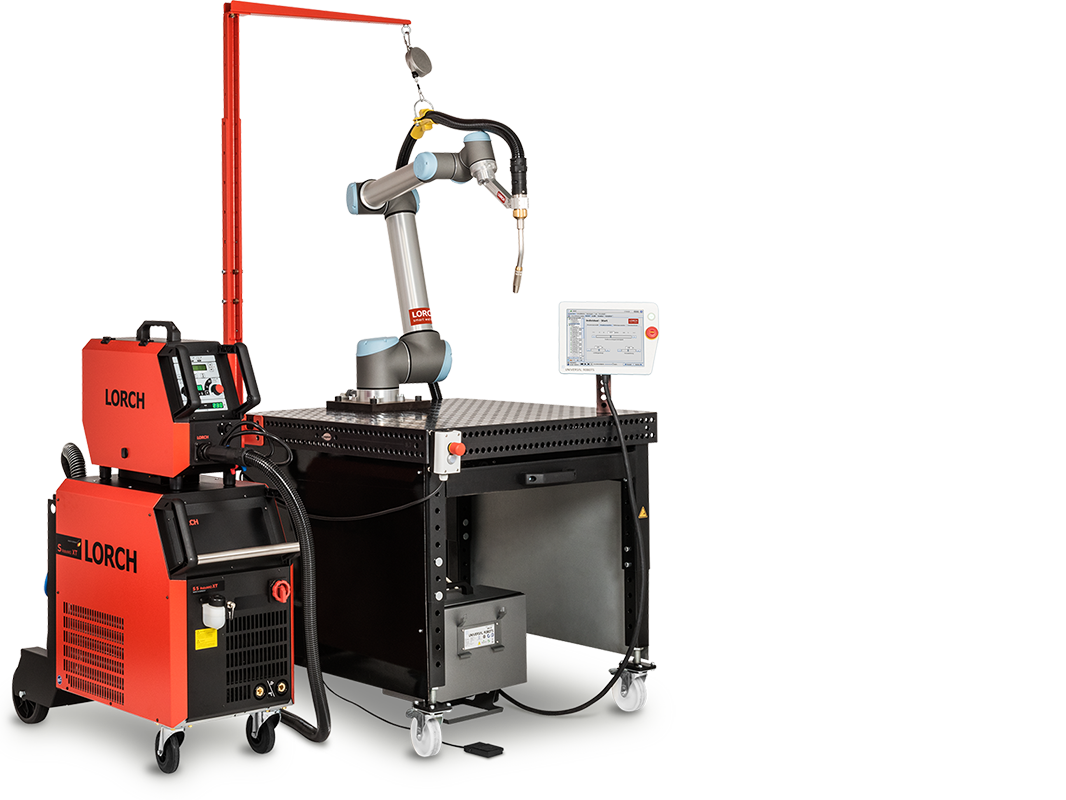 Lorch Cobot Welding Package MIG-MAG-Edition